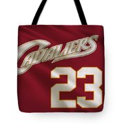 Cleveland Cavaliers Uniform Tote Bag
