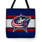 Columbus Blue Jackets Tote Bag