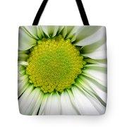 Flower Closeup Tote Bag