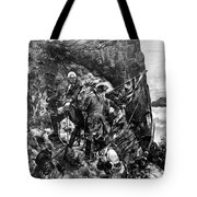 James Wolfe (1727-1759) Tote Bag
