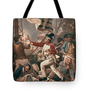 John Paul Jones (1747-1792) Tote Bag