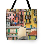 Manarola Tote Bag by Joana Kruse