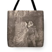 Mary Queen Of Scots (1542-1587) Tote Bag
