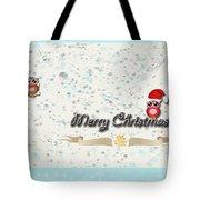 Christmas Card 29 Tote Bag