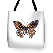 9 Mexican Silver Spot Butterfly Tote Bag