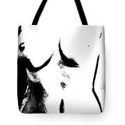 Nude Women Tote Bag