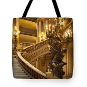 Palais Garnier Interior Tote Bag by Brian Jannsen