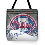 Philadelphia Phillies Tote Bag