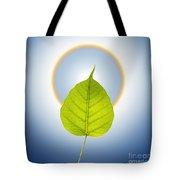Pho Or Bodhi Tote Bag by Atiketta Sangasaeng