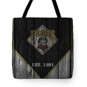 Pittsburgh Pirates Tote Bag