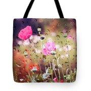 Raindrops Tote Bag