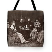 Richard Wagner (1813-1883) Tote Bag
