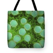 Rubella Virus Tote Bag