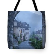 Saint Cirq-lapopie Tote Bag