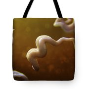Sleeping Sickness Infection Tote Bag