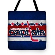 Washington Capitals Tote Bag