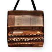 Westminster Presbyterian Church Tote Bag