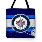 Winnipeg Jets Tote Bag