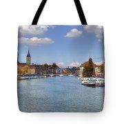 Zurich Tote Bag