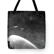911 Aftermath On 11 2001 Tote Bag