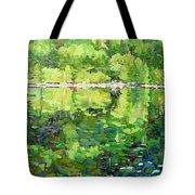 911-sherborne Lake Tote Bag