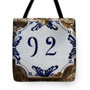 92 Tote Bag