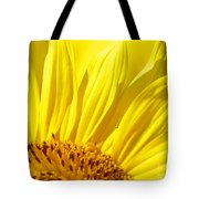 #923 D718 You Are My Sunshine. Sunflower On Colby Farm Tote Bag