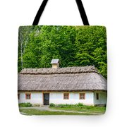 A Typical Ukrainian Antique House Tote Bag