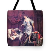The Seduction Tote Bag