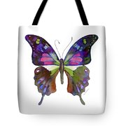 98 Graphium Weiskei Butterfly Tote Bag by Amy Kirkpatrick