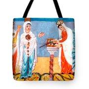 9th Century Artwork Tote Bag