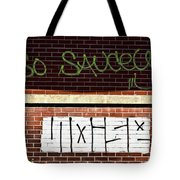 9th Ward Creativity Tote Bag