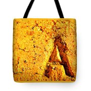 A As In Alphabet  Tote Bag