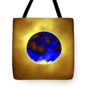 A Baking Planet Tote Bag
