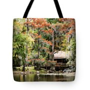 A Bayou Retreat Tote Bag