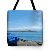 A Beach Chair Afternoon Tote Bag