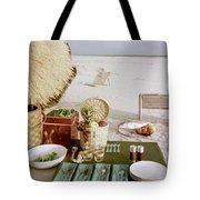 A Beach Picnic Tote Bag