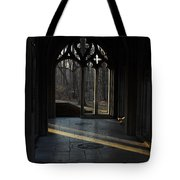 A Beam Of Light Tote Bag