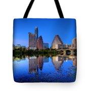 A Beautiful Austin Evening Tote Bag