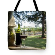 A Beautiful Day In Napa Tote Bag