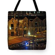 A Beautiful Dining Ambience Tote Bag