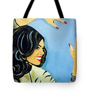 A Beautiful Girl 2 Tote Bag