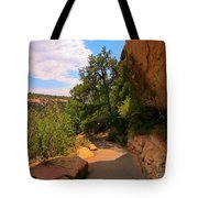 A Beautiful Walk Tote Bag