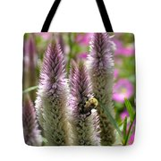 A Bee's Work Is Never Done Abwndp Tote Bag
