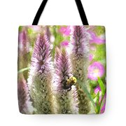 A Bee's Work Is Never Done Abwndwc Tote Bag