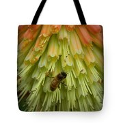 A Bee's Work Is Never Done Tote Bag