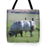 A Big Big Bull  Tote Bag