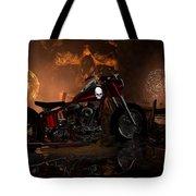 A Bike Is Born Tote Bag