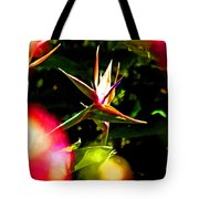 A Bird In Bloom Tote Bag