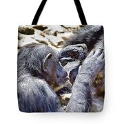 A Bit Like Us V4 Tote Bag
